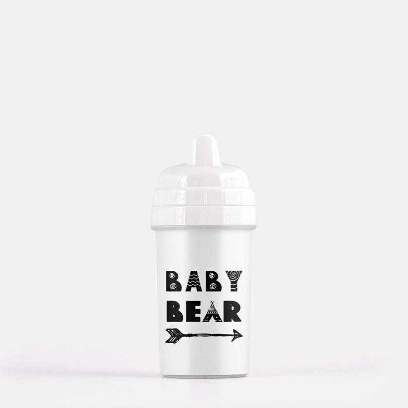 5ea232c270e Baby Bear Sippy Cup, Personalized Sippy Cups, Custom Sippy Cups, Baby  Shower Gift, First Birthday Gift, Custom Sippy, Toddler Sippy Cup