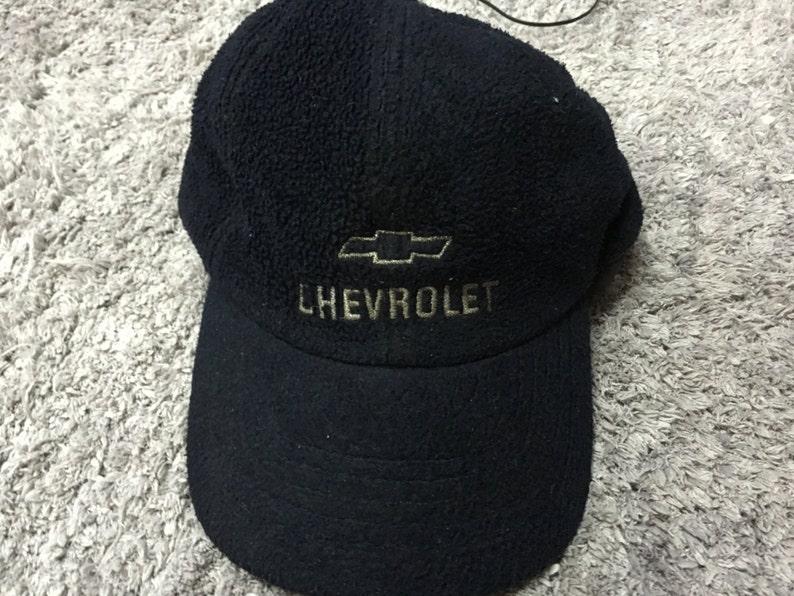 cbaf8d9fabb Vintage CHEVROLET YANASE snapback hats 80s 90s