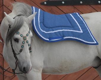 Baroque Saddle pad.