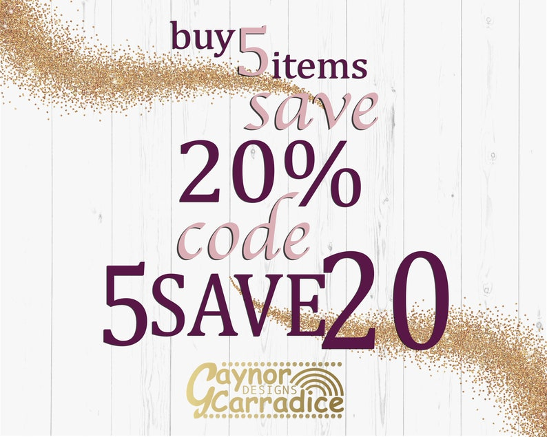 785d18ff6 Coupon code buy 5 save 20% sale clipart save clipart