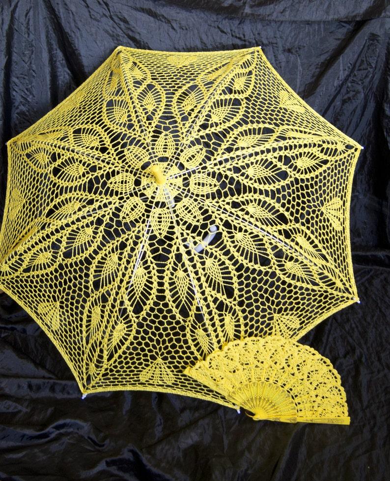 5c0c276573ab Sole ombrello nuziale ombrellino pizzo floreale foto sparare