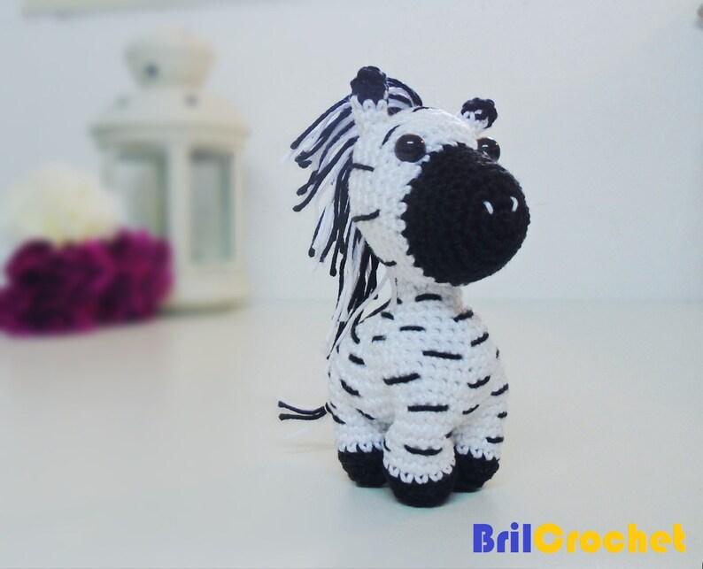 Baby Crochet Animals