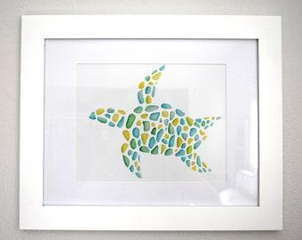 Turtle Print-8 x 10- Watercolor- Illustration- Print
