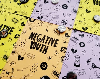 ZINE: Negative Youth
