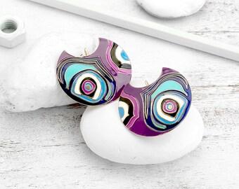BiggDesignMavi Su Earrings