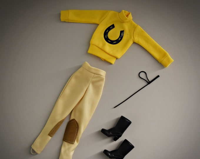 Vintage outfit Sindy Pedigree Pony Rider / #44266 / 1983