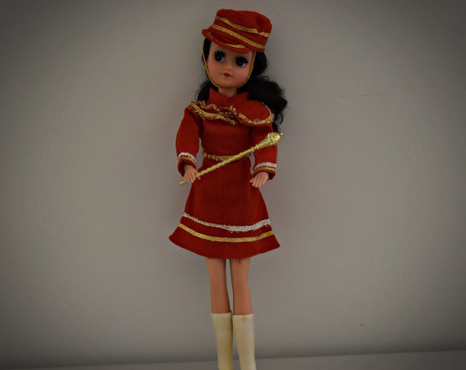 Vintage outfit Fleur Parade (Dutch Sindy) # 1070/Otto Simon/Fleur fashion + Accessories/Majorette