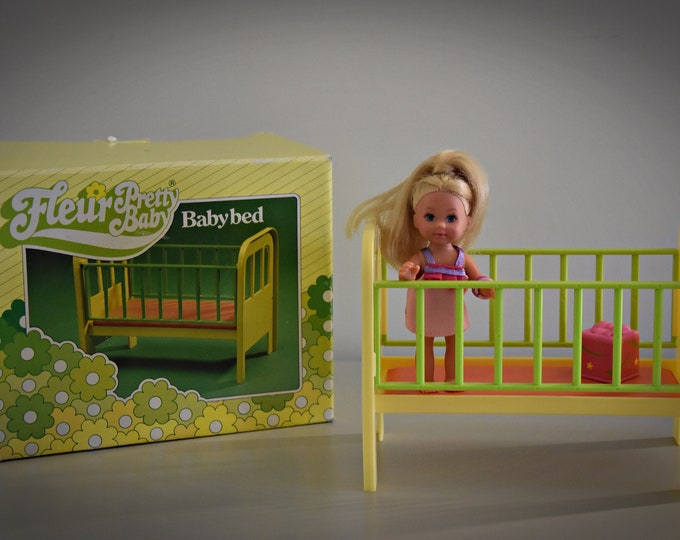 Fleur Pretty Baby-Baby bed/BT Toys/Amsterdam-Holland/original packing/ART. NR: 385-2320