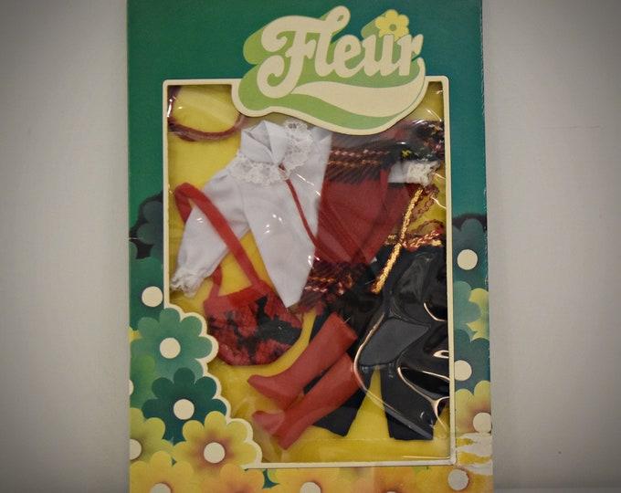 Fantastic vintage outfit Fleur (Dutch Sindy) / # 385-1259 / NRFB / Fleur fashion / Collectors item / Otto Simon - Almelo - Holland