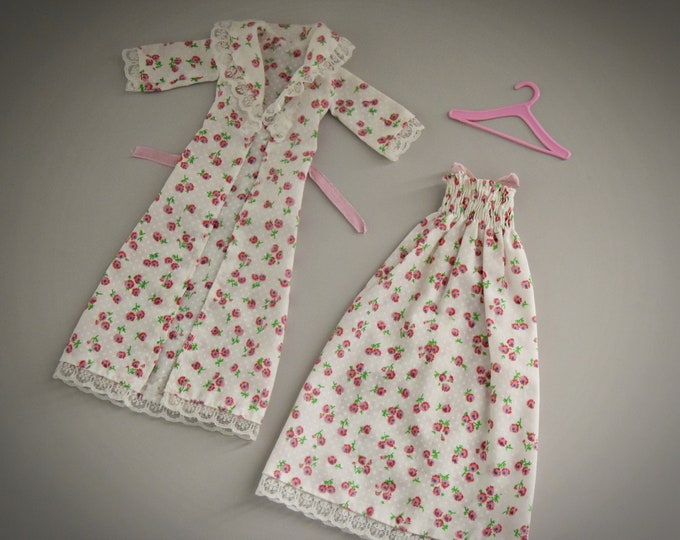 Vintage outfit Sindy Pedigree Sweet Dreams / #44684 / Good morning outfit / Sindy fashion / 1978