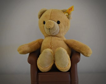 Cute Vintage Steiff Bear 020520/Cuddle Bear/Made in Germany/With knof in ear and label