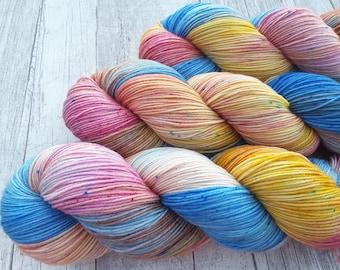 Luftikus - MAIA, 100% Merino superwash - 400m/100g - hand dyed yarn
