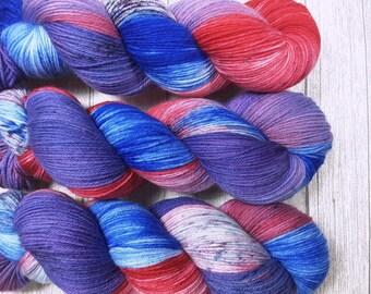 Jahrmarkt - FiMeSo Luxus-Socke - 420m/100g - hand dyed