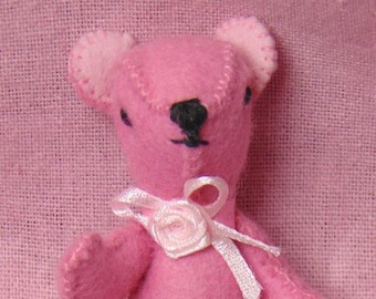 Sweet Lolita Teddybear Brooch