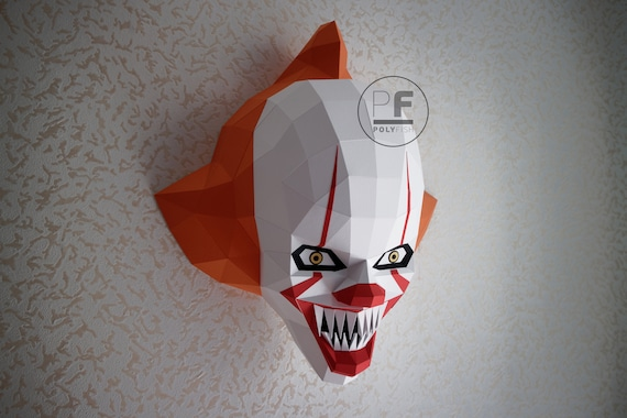 5 Stella immagini horror Stephen King IT/'s 2017 Figura Pennywise
