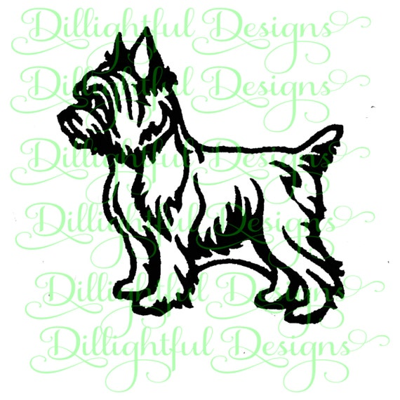 Special Yorkie Svg Yorkie Cricut Yorkshire Terrier Digital Etsy