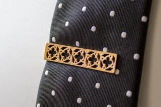 Gothic Tie Bar 1.5 in