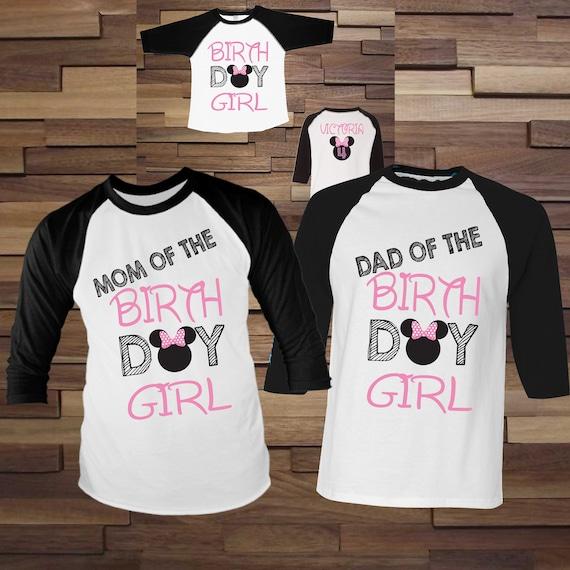 Minnie Birthday Family Shirts, Coming Soon!