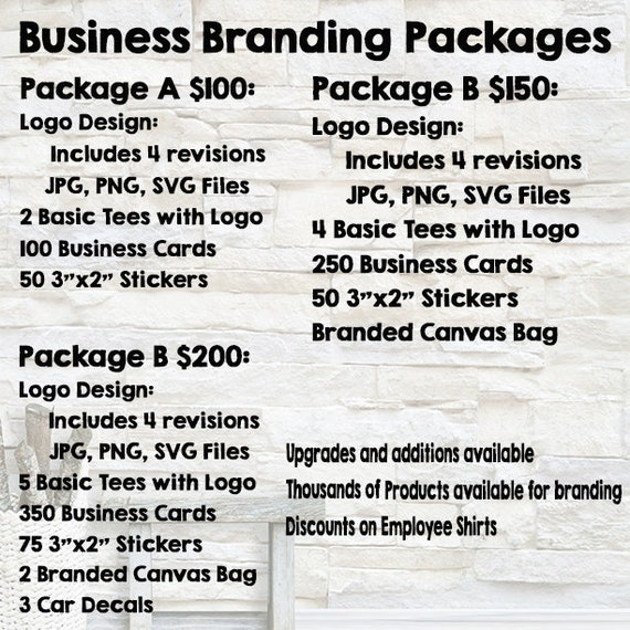 Logo Design, Logo and Branding, Employee Shirts, Branding Items, Business Services, Graphic Design