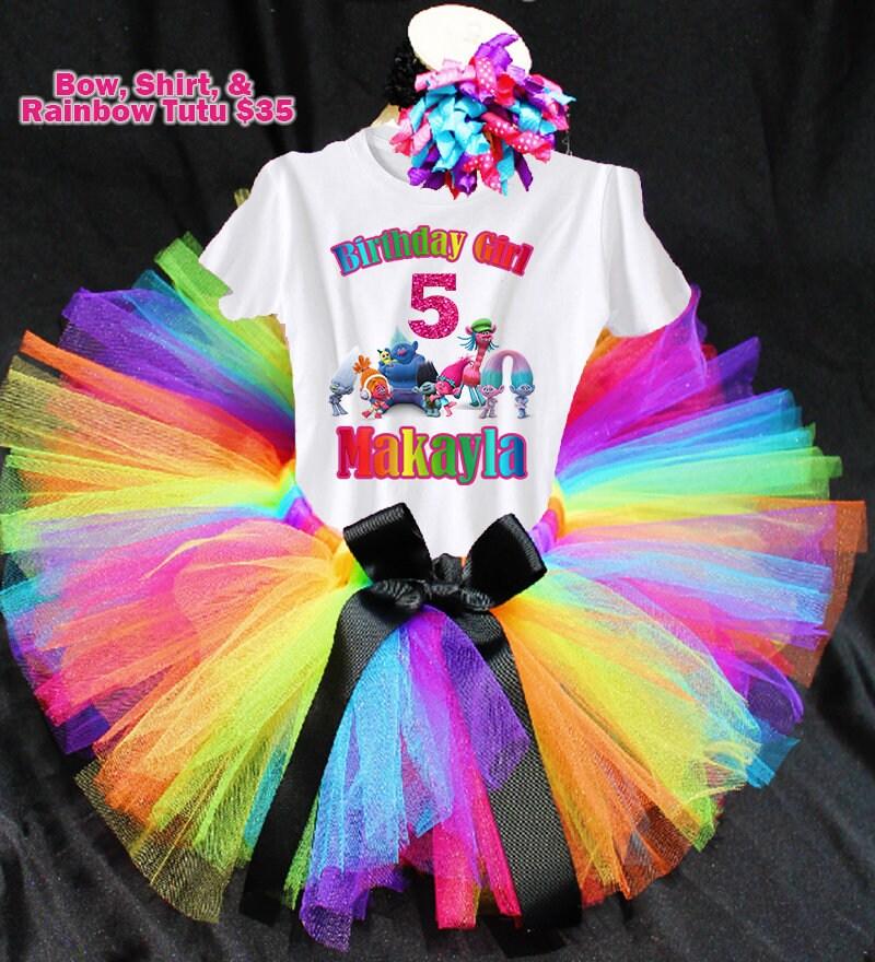 5dd6208e Trolls Birthday Shirt, Trolls Birthday Outfit, Trolls Tutu, Trolls Birthday  Shirt, Trolls Birthday, Troll TShirt, Troll Personalized Shirt