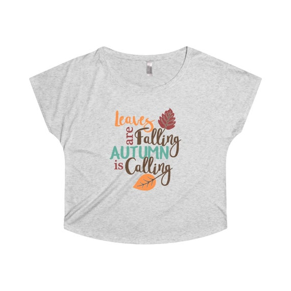 Leaves are Falling Harvest Is Calling Shirt, Fall Lover, Pumpkin Obsessed