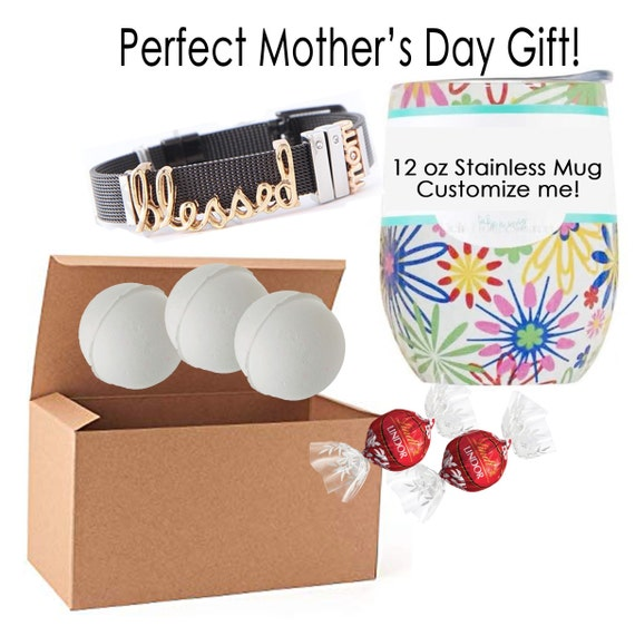 Mother's Day Gift, Mom Gift, Mothers Day Gift From Daughter, Mothers Day Gift Set, Twin Mom Gift Set, Gift For Mom, Custom Mother's Day Gift