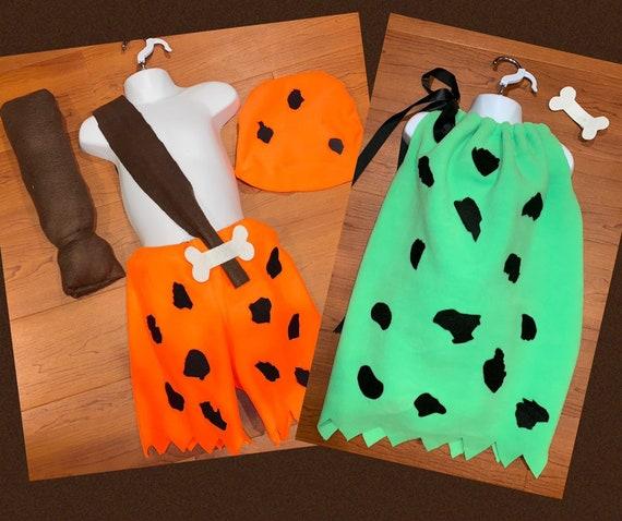Pebbles and Bam Bam Costume, Pebbles Costume, Bam Bam Costume, Flintstones
