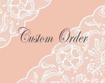 Custom Cupcake Topper for charleej87