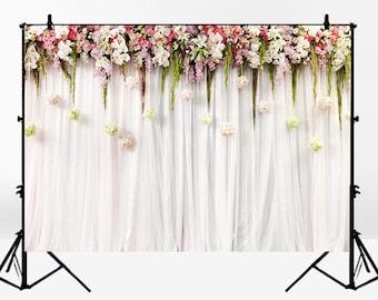 e539e3736196 Bridal shower backdrop