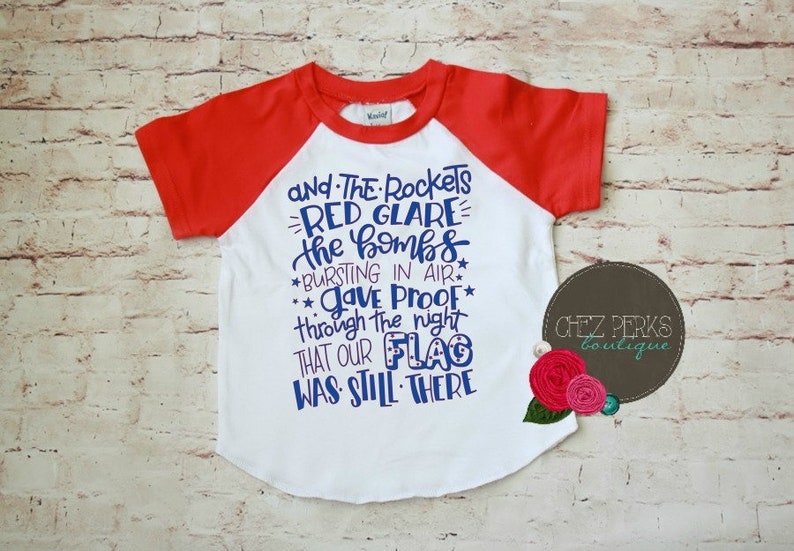 992c0f2e star spangled banner shirt, kids patriotic shirt, fourth of July outfit,  4th of July boy, 4th of July girl, red white and blue, tee, tshirt