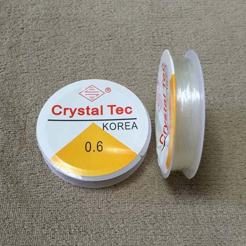 05900610f805a Elastic Cord , Stretch Magic Cord, Jewelry Cord,Necklace Cord, jewelry  supply,0.5mm/0.6mm/0.8mm,1.0mm,5rolls