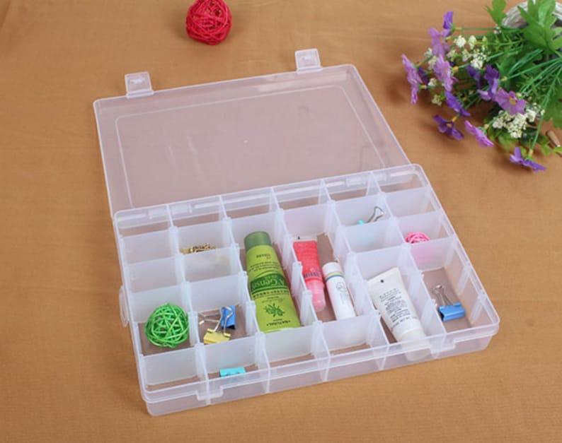 Large Storage Box Craft Storage Box Craft Supplies Bead Etsy
