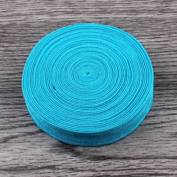 FS521 azul Tie Dye impresión delgada suave tejido elástico Tejido de poliéster hilado