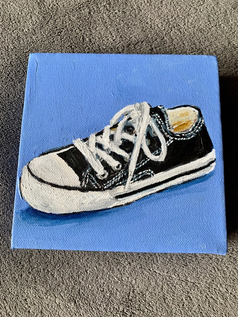 Converse sneakers Chuck taylor artwork image 0