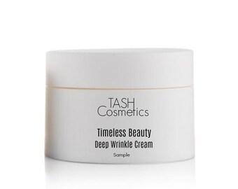 Timeless Beauty Deep Wrinkle Cream-Sample