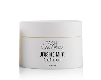 Organic Mint Cleanser-Sample