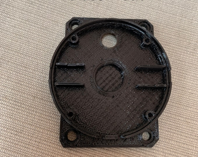 Quad Lock 3D Printed Parts