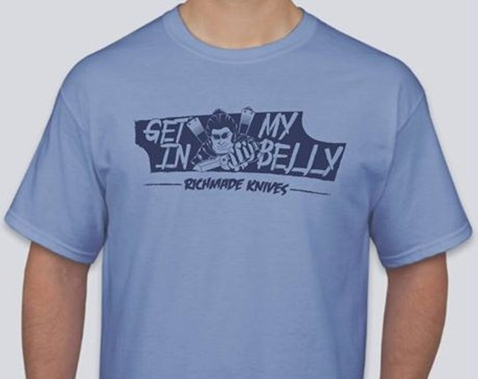 RichMade Get In My Belly T-Shirt
