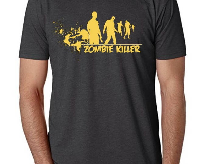 RichMade Zombie Killer T-Shirt