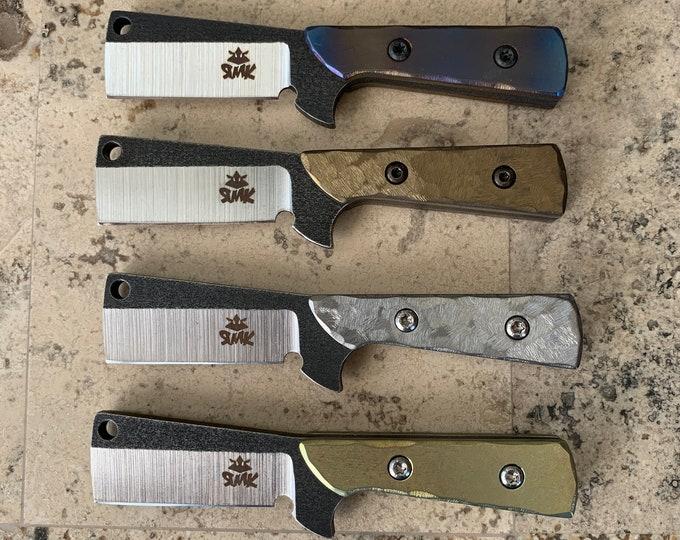 Baby Fat Bastard Fixed Blade Knife