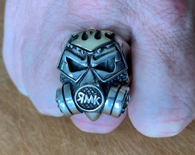Custom RichMade Knives Logo Ring