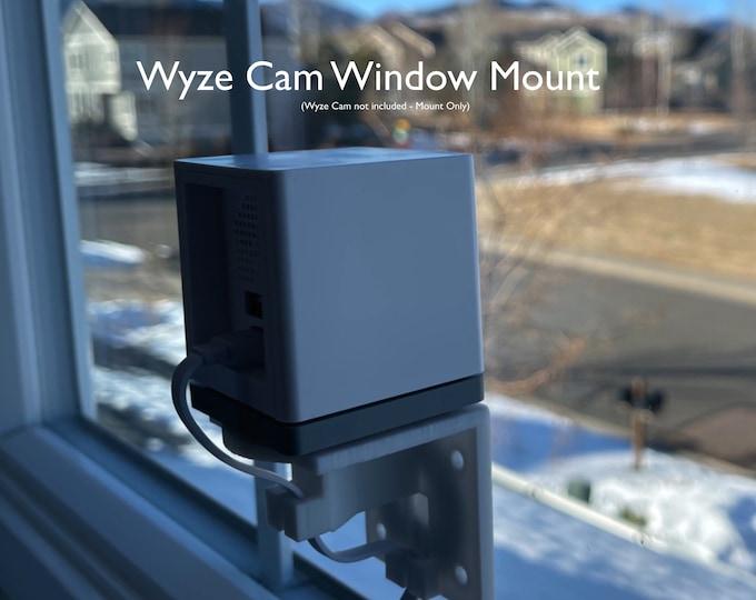 Wyze Cam Window Mount