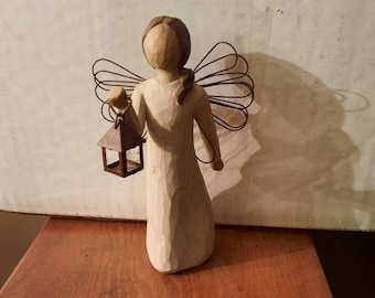 Willow Tree Angel of Hope - angel with lantern
