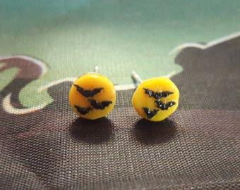 Halloween studs