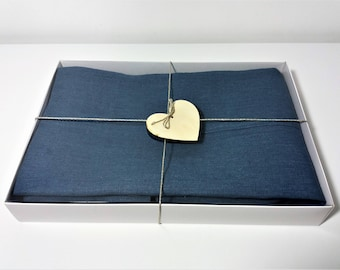 Gift Box with Clear Lid - Please Note This Listing is for MY CUSTOMERS ONLY!