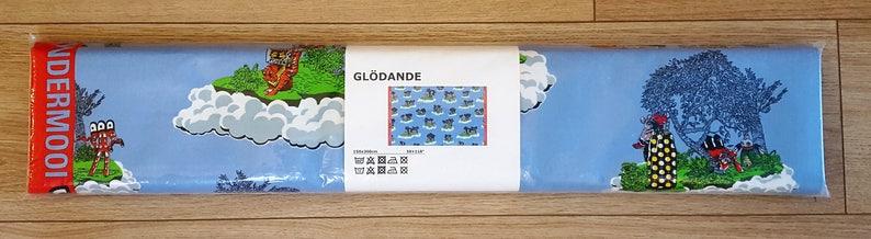 100 Bawełna Ikea Glödande Pre Cut Tkaniny Różne Wzory 150x300cm 59x118 Ostatnia Szansa Na Zakup