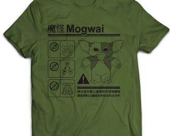 Revel Shore Mogwai Gremlins Shirt