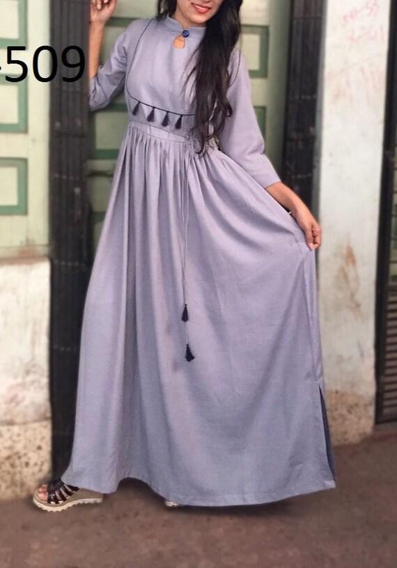 7b80866fb6a1 Indian maxi dress