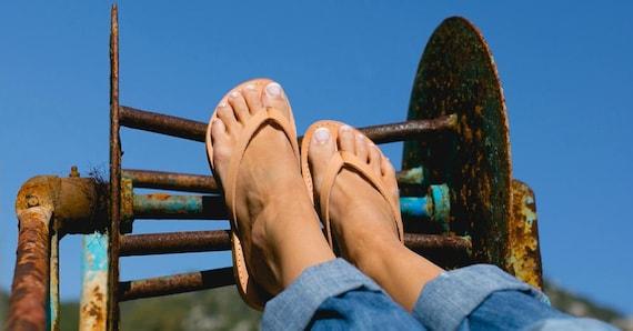 Sandales en sandales grec Sandales en cuir cuir qHqTB