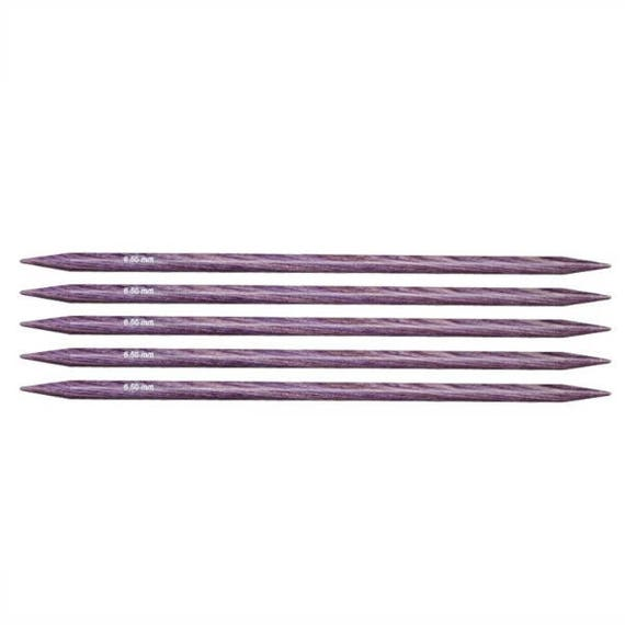 Knitters Pride 5//3.75mm Dreamz Double Pointed Needles 5
